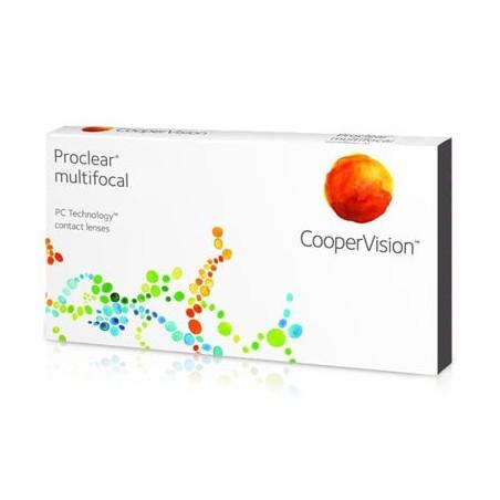 Proclear Multifocal - 3 Lenti a Contatto