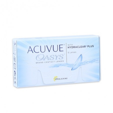 Acuvue Oasys with Hydraclear Plus - 6 Lenti a Contatto