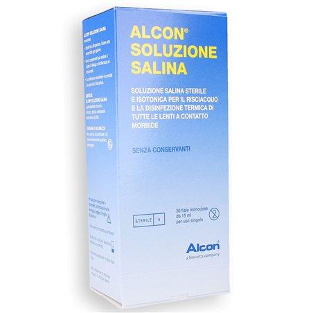 Alcon Soluzione Salina - 30x15ml