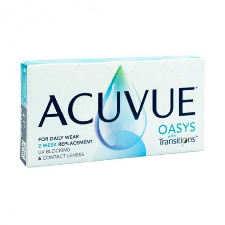 Acuvue Oasys with Transitions - 6 Lenti a Contatto