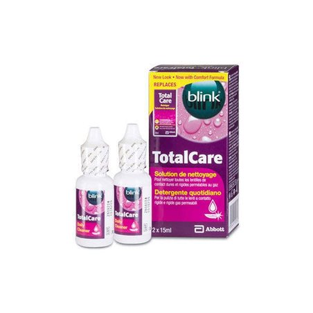 Total Care blink Detergente - 15+15ml