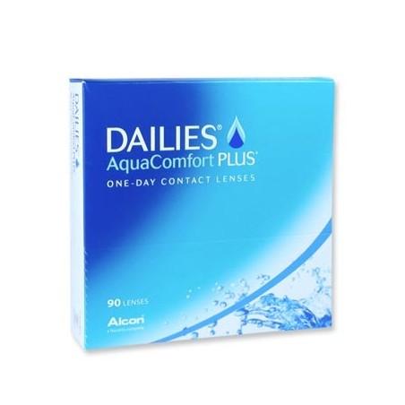 Dailies AquaComfort Plus - 90 Lenti a Contatto