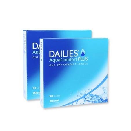 Dailies AquaComfort Plus - 180 Lenti a Contatto