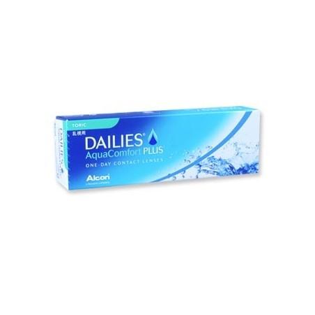Dailies AquaComfort Plus Toric - 30 Lenti a Contatto