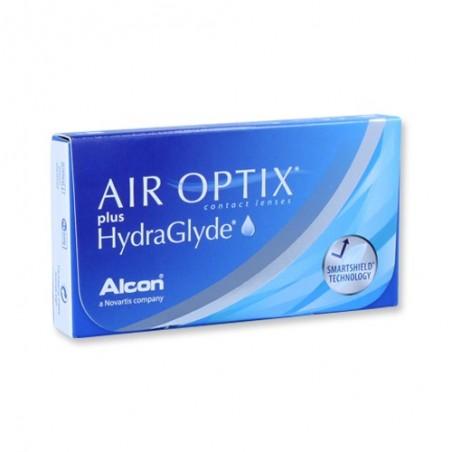 Air Optix Plus HydraGlyde - 6 Lenti a Contatto