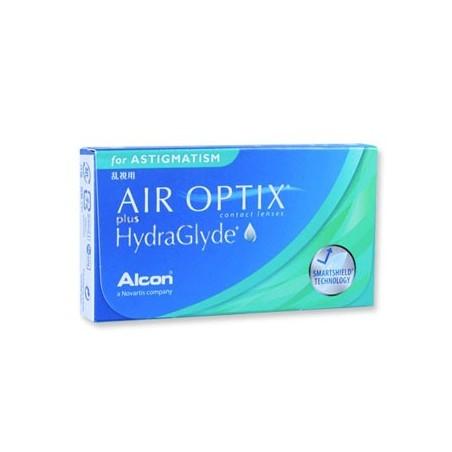 Air Optix Plus HydraGlyde for Astigmatism - 6 Lenti a contatto