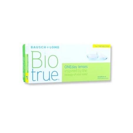 Biotrue ONEday for Presbyopia - 30 Lenti a Contatto