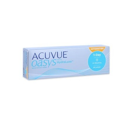 Acuvue Oasys 1-Day for Astigmatism - 30 Lenti a Contatto