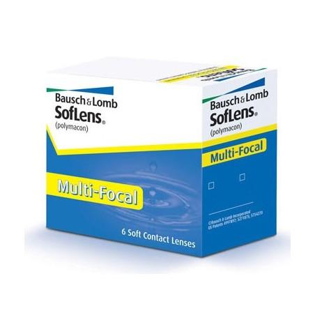 SofLens Multi-Focal - 6 Lenti a Contatto