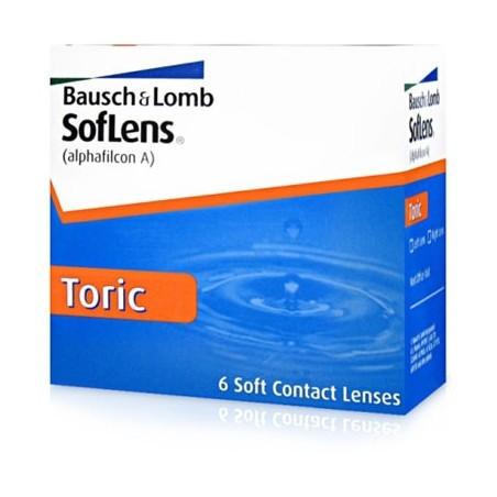 SofLens Toric for Astigmatism - 6 Lenti a Contatto