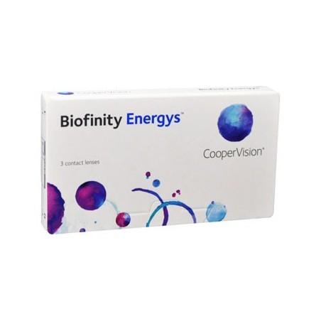 Biofinity Energys - 3 Lenti a Contatto